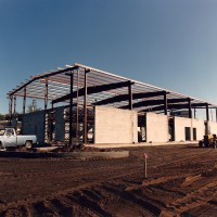 INDUSTRIAL STORAGE CONSTRUCTION