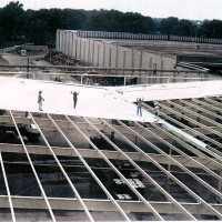 STEEL BUILDING - ROOF SYSTEM
