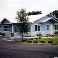 HARDEE BOARD SIDING-GALVANIZED ROOF