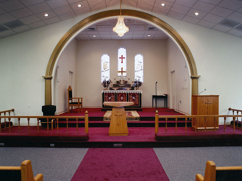 Church Construction Tampa Bay Fl Miller Contracting Inc