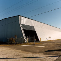 TAMPA BAY STEEL - METALS - WAREHOUSE -BUILDING - BRIDGE CRANE