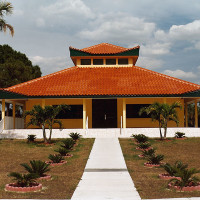 Tampa Bay Buddhist Temple construction