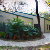Palm Harbor pre-engineered steel church building