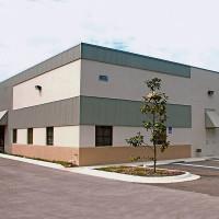 PRE-ENGINEERED STEEL BUILDING - MASONRY WALLS